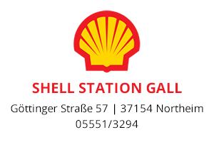 Sponsor - Shell Station Gall