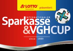 Sponsor - Sparkasse & VGH CUP 2018