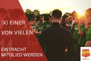 Sponsor - FC Eintracht Northeim Mitgliederwerbung