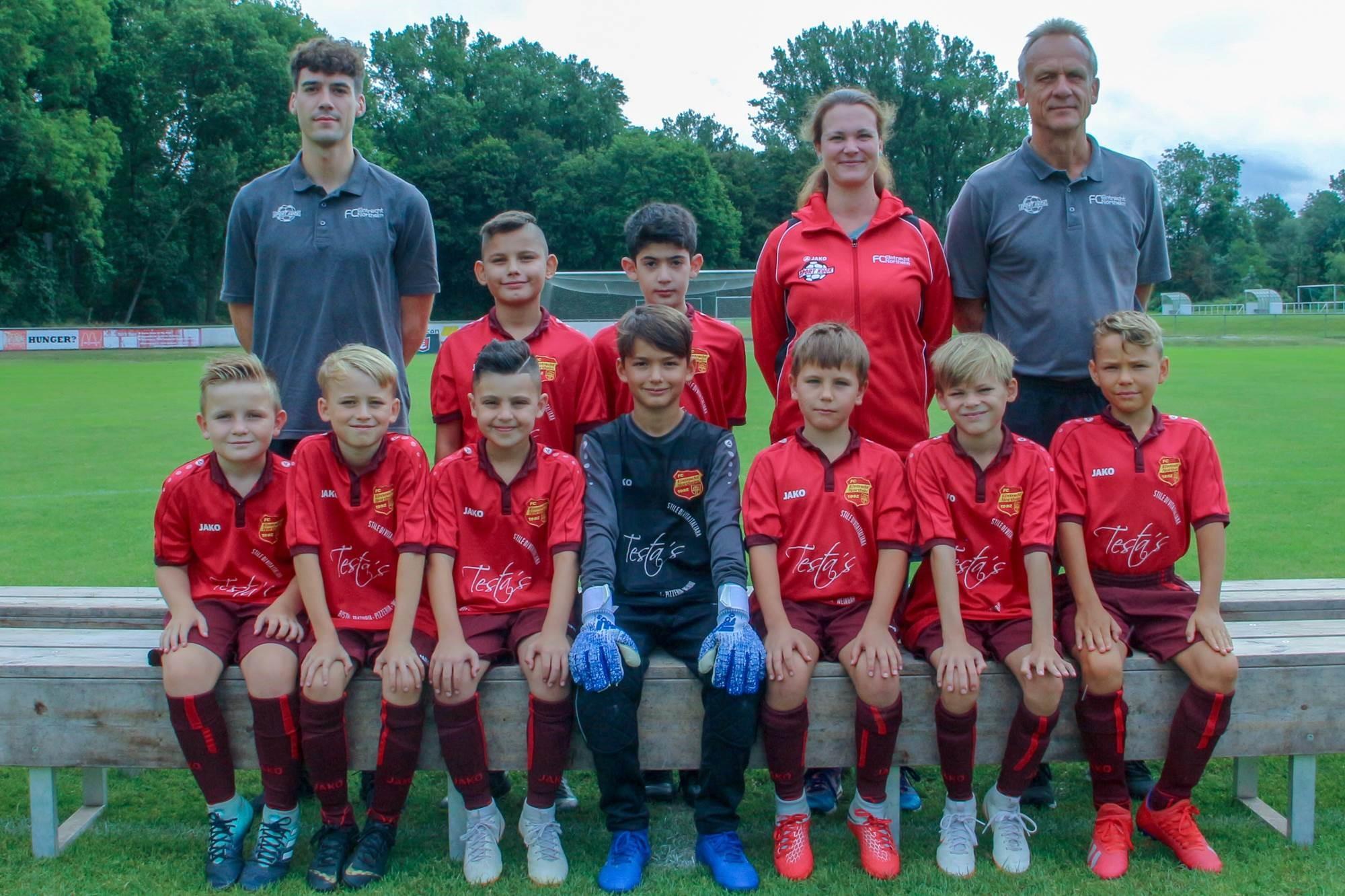 Mannschaftsfoto FC Eintracht 2