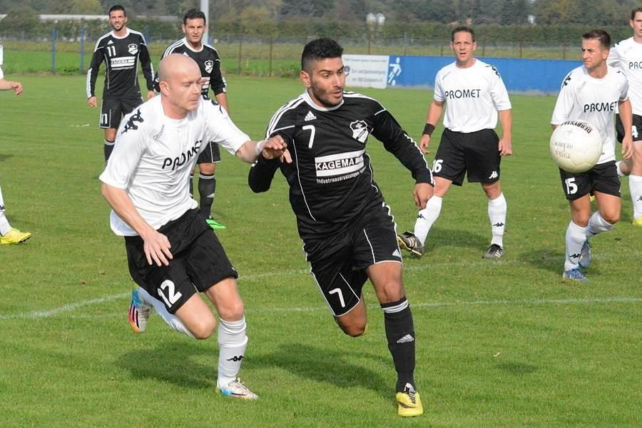 Heimspiel gegen FC Algermissen