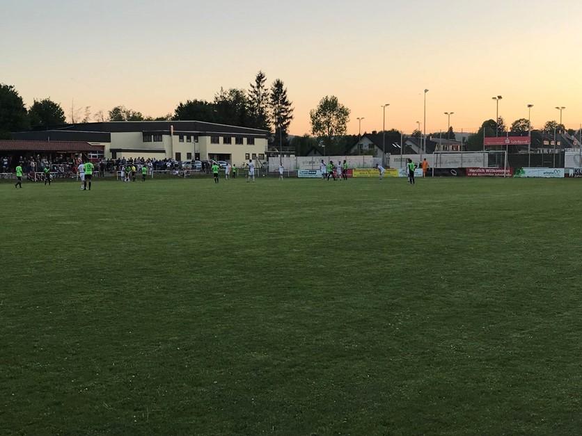 Niederlage in Almstedt