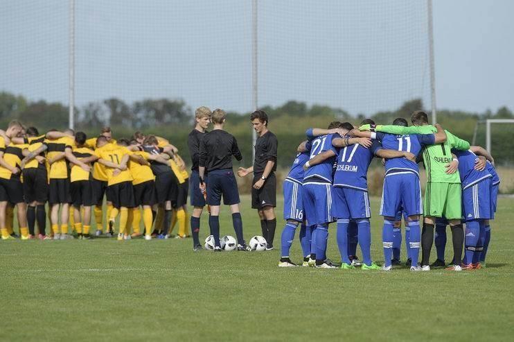 Auswärtsspiel gegen VfL Borsum
