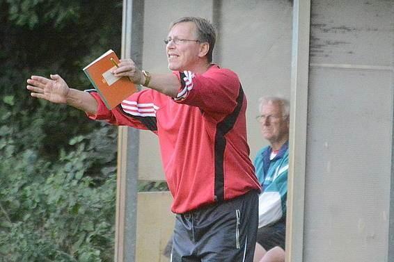 Neuer CO-TRAINER für das Bezirksliga-Team!