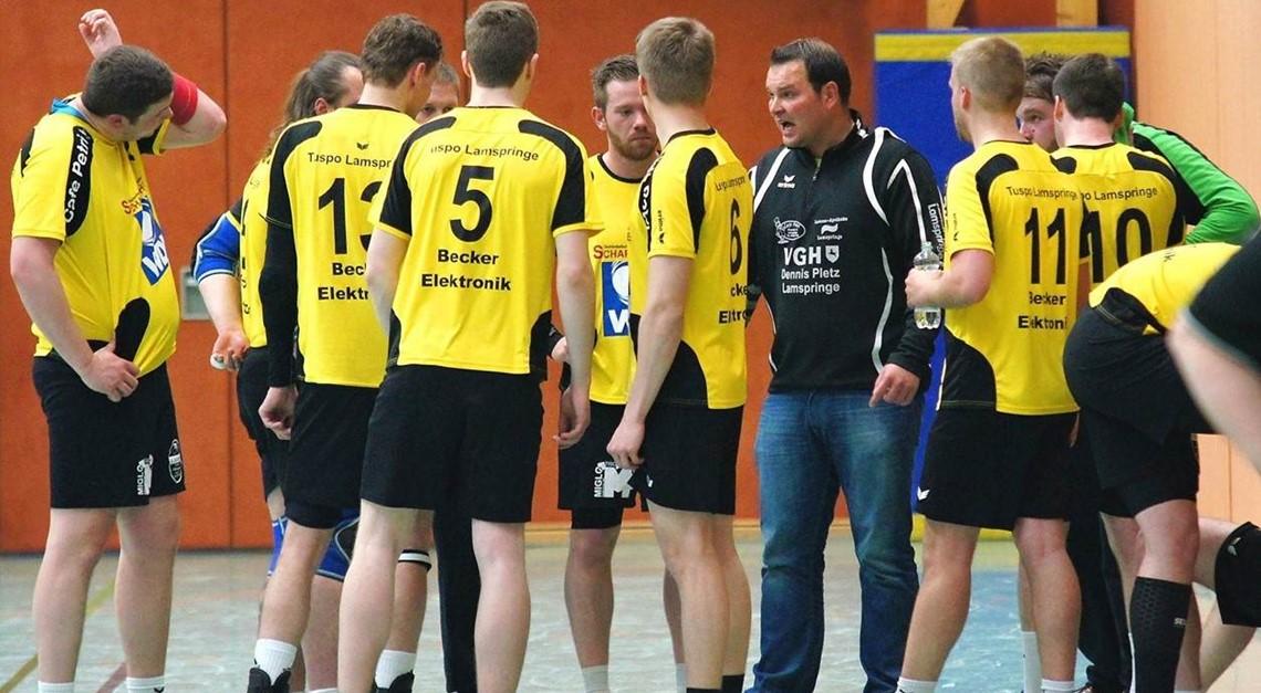 Handballer starten mit Niederlage ins neue Jahr