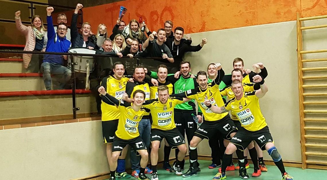 Handball-Herren beenden Negativlauf
