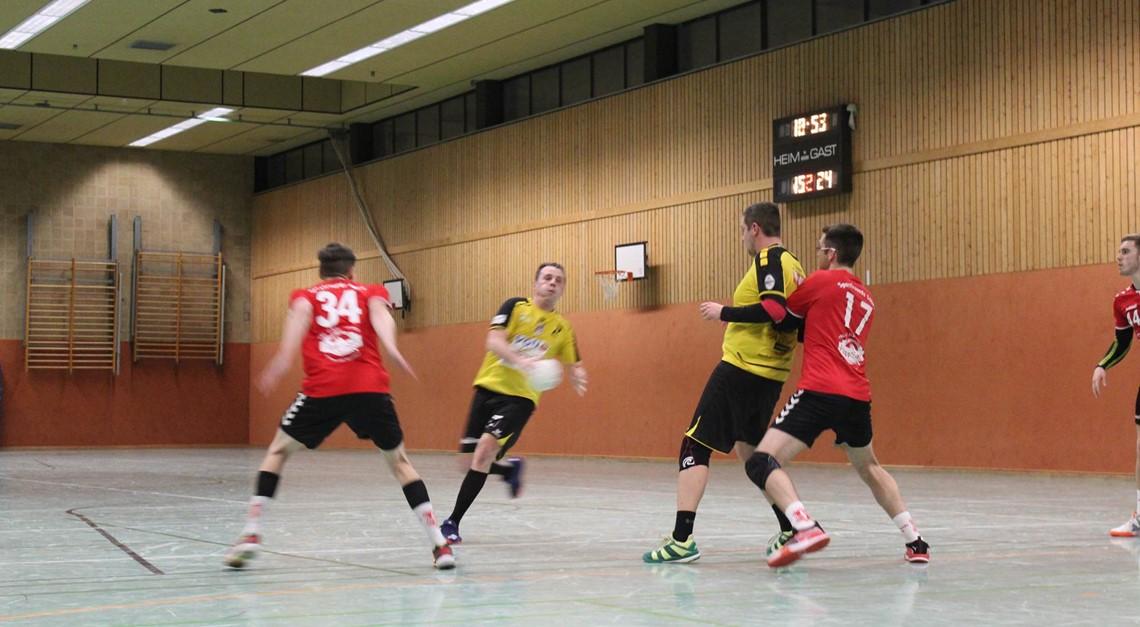Handballer wollen Derbysieg