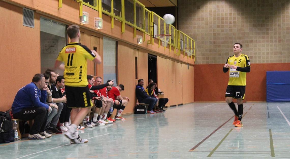 Deutlicher Heimsieg für die Handballer