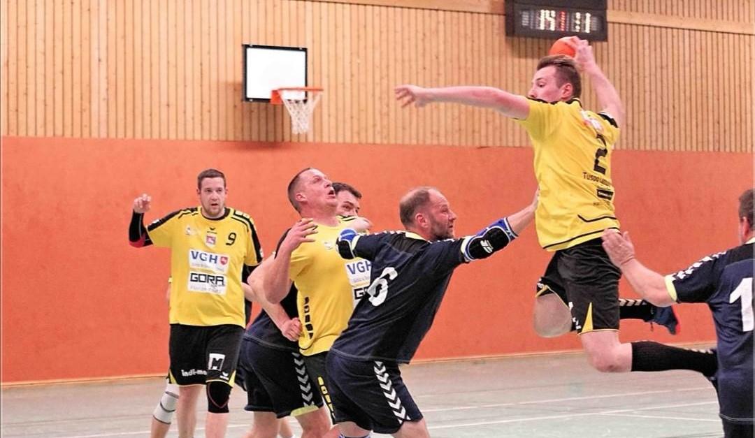 Erfolgreiches Wochenende für die Handballsparte