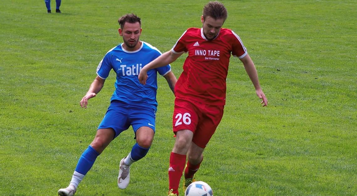 Heimsieg im Derby gegen Adenstedt