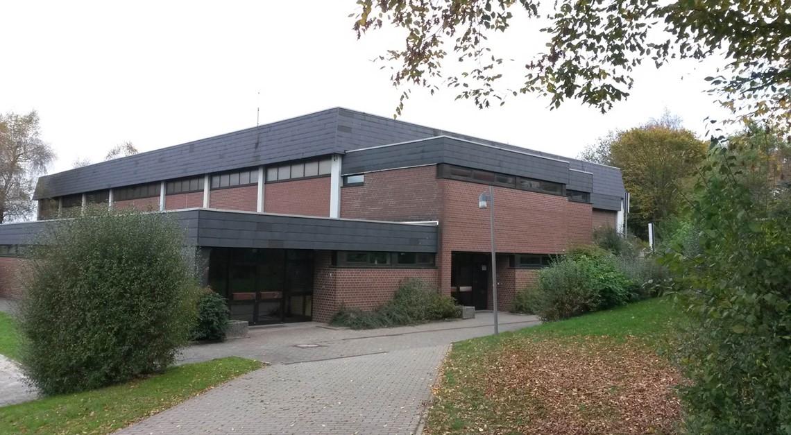 Sporthalle Heberweg