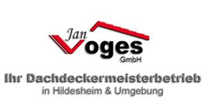 Sponsor - Dachdecker Meisterbetrieb Jan Voges