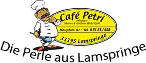 Sponsor - Café Petri