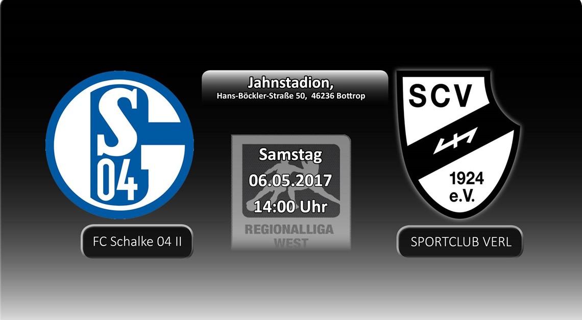 FC Schalke 04 U23 : SPORTCLUB Verl