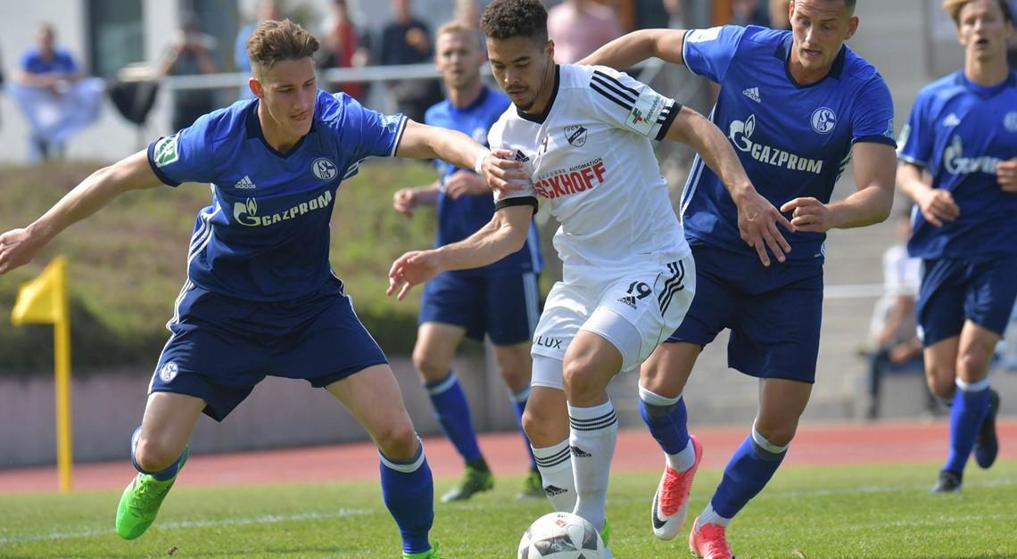 Ein Punkt nach K(r)ampf gegen den FC Schalke 04 II