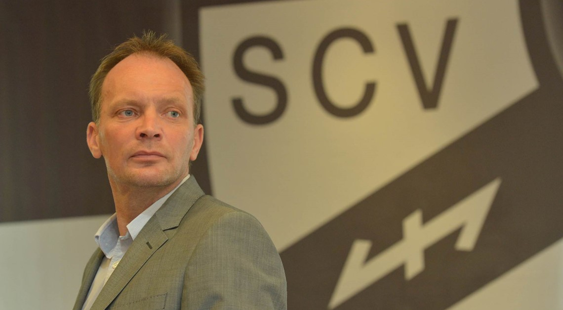 SC Verl: Raimund Bertels bleibt Vorsitzender