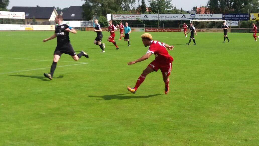 SPORTCLUB verliert beim SC Delbrück mit 1:0 (1:0)