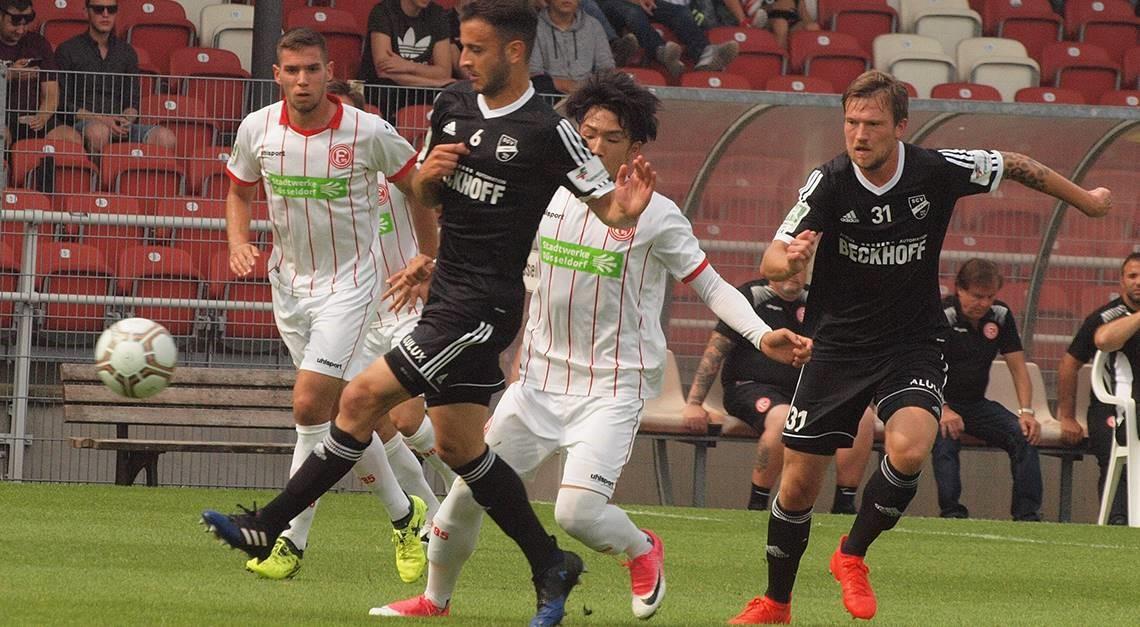 Bittere Niederlage gegen Fortuna Düsseldorf II