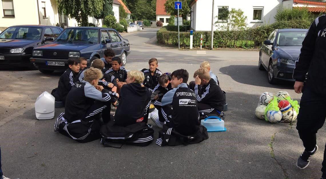 U14: Hart umkämpfter Heimsieg