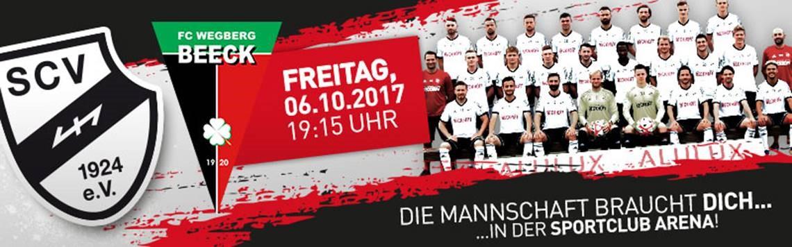 FC Wegberg-Beeck zu Gast