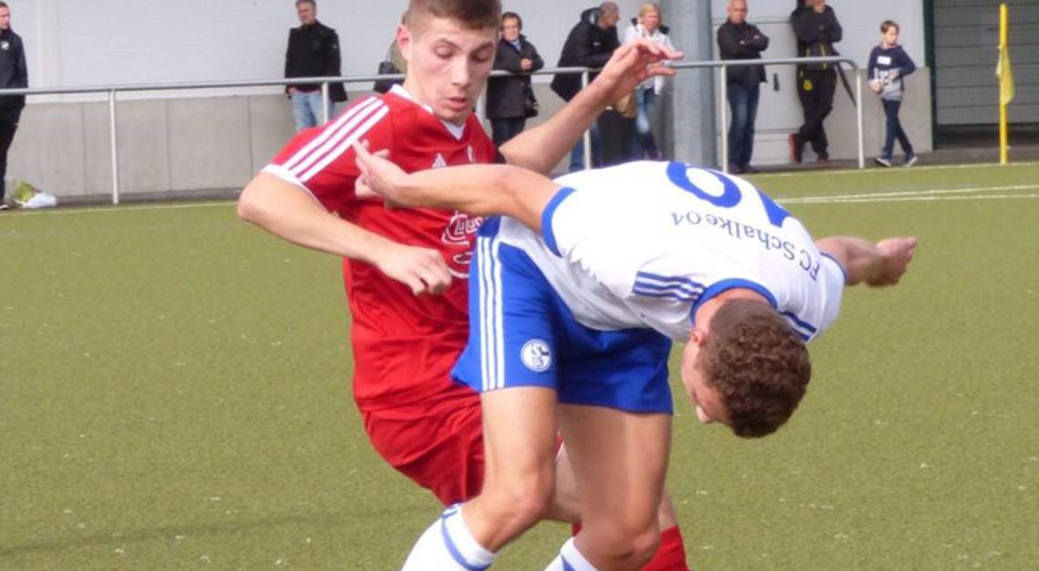 U17: Unentschieden gegen Bundesligisten-Nachwuchs