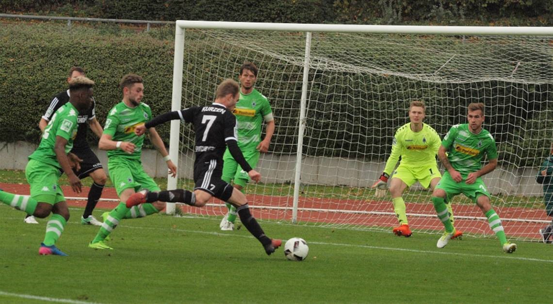 3:0-Auswärtssieg in Mönchengladbach