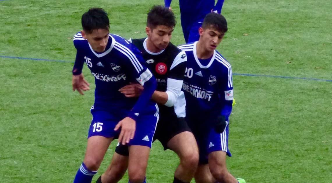 U17: Der 8. Spieltag
