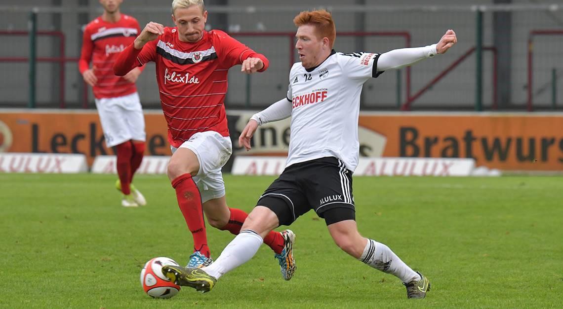 SPORTCLUB gelingt ein 1:1 gegen Viktoria Köln