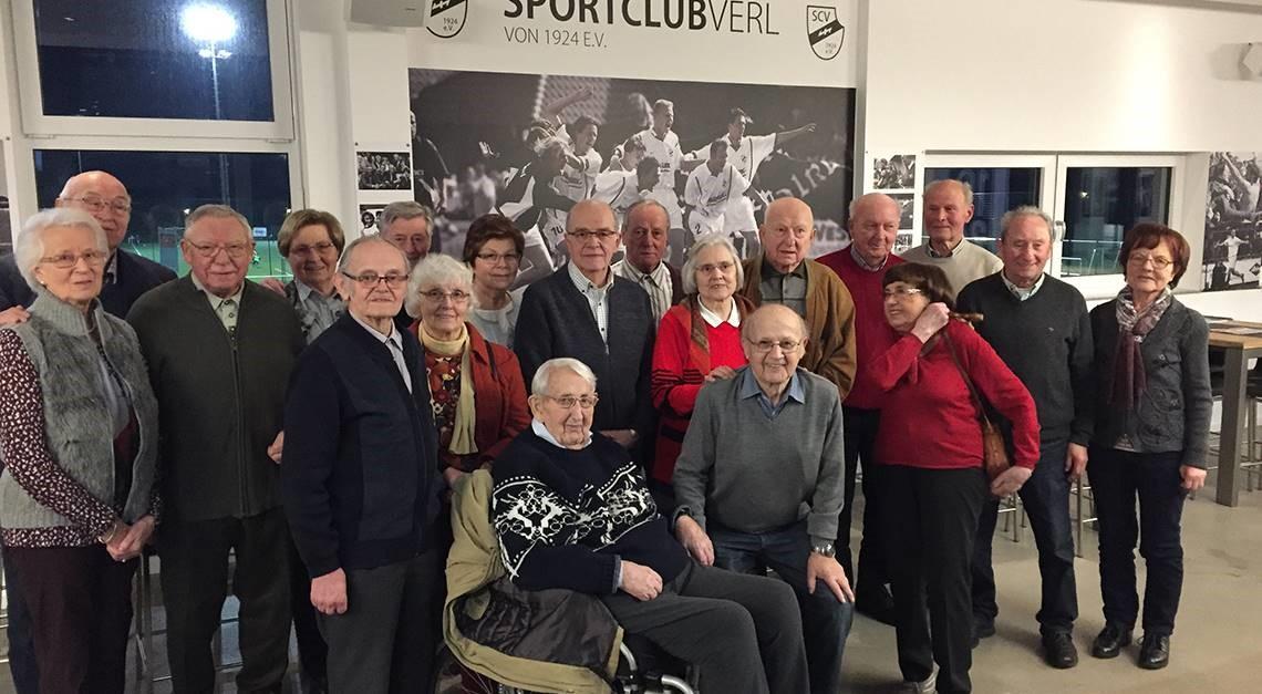 SCV-Seniorentreffen in der SPORTCLUB Arena