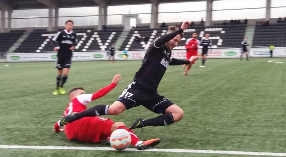 6:0 im Test gegen RW Ahlen