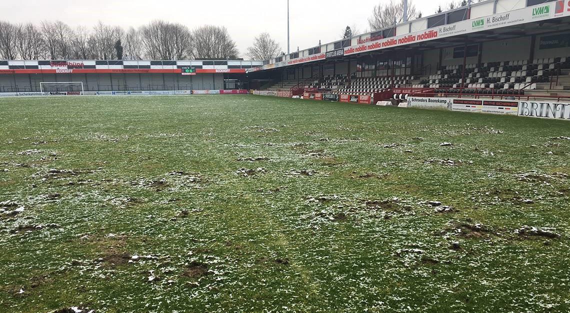 Spiel gegen den BVB II erneut abgesagt