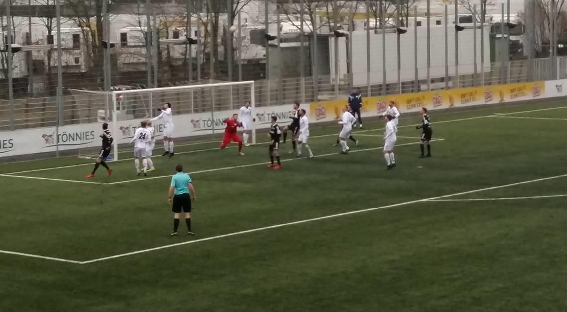 2:1 im Test gegen Oldenburg