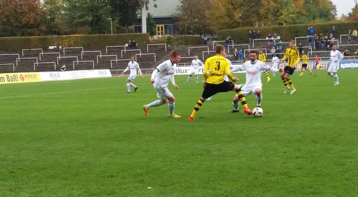 Dortmund Spiel Abgesagt