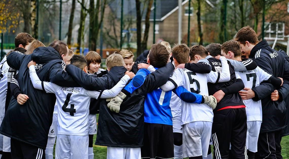 U13 feiert klaren Derbysieg