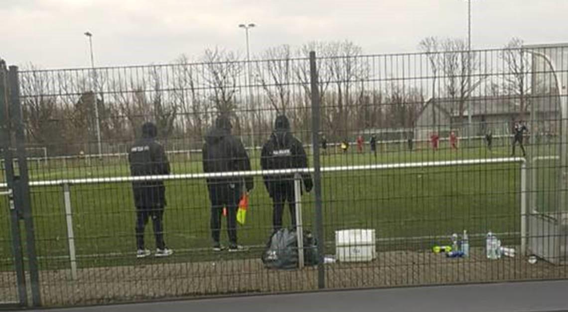 U14 siegt beim SV Lippstadt