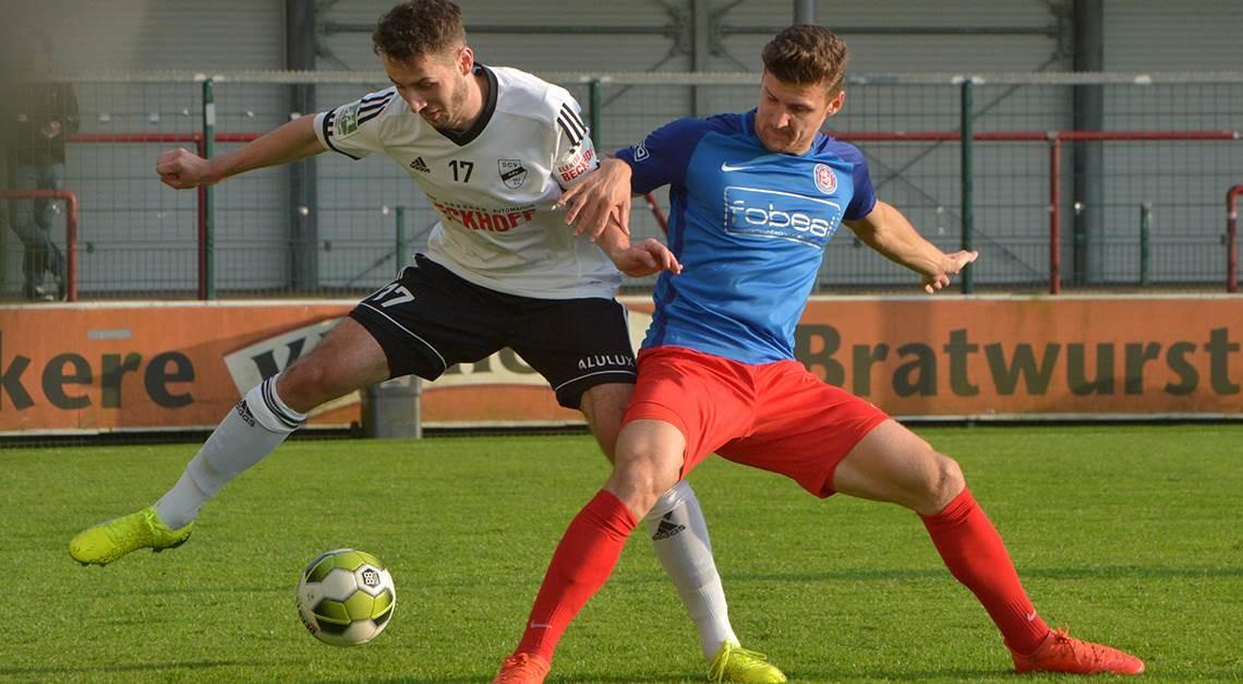 1:1 (0:1) gegen den Wuppertaler SV