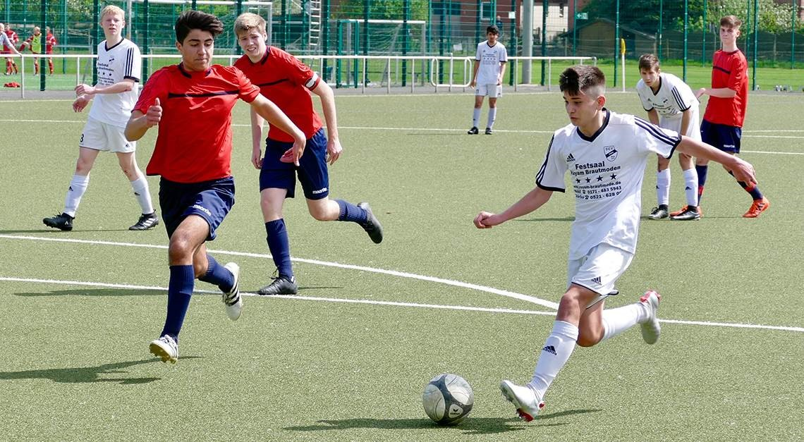 U16 setzt Siegesserie fort
