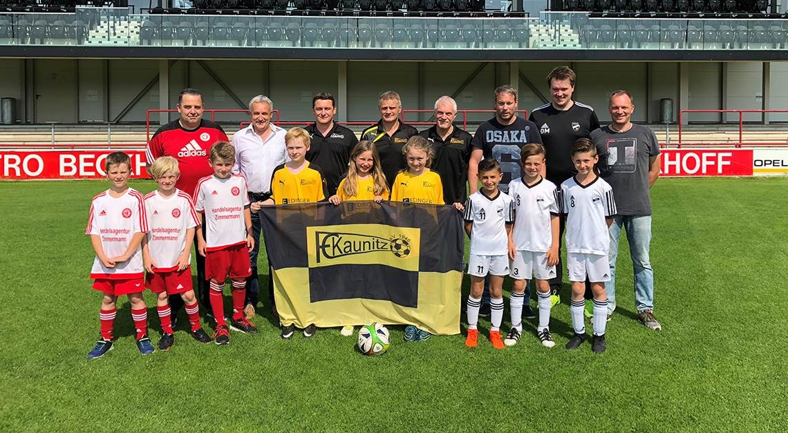 Der PT Sports Juniorcup - Starke Partner