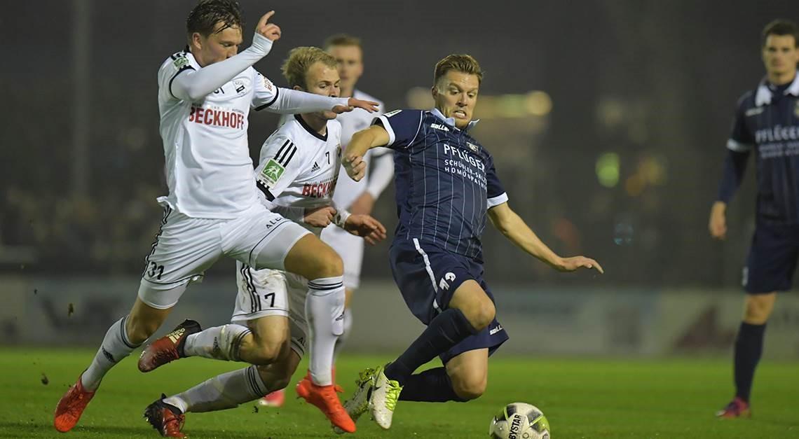 Derby in Wiedenbrück zum Auftakt