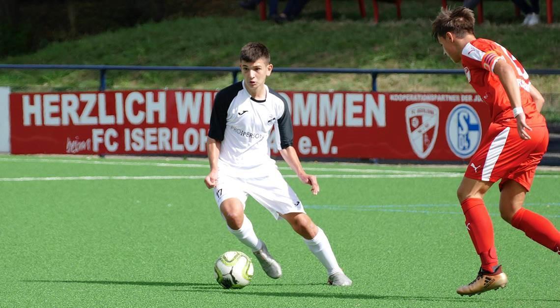 U17 startet erfolgreich in die neue Saison