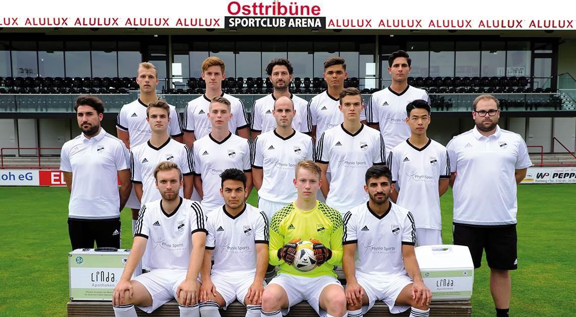 U21: 3:3 gegen Tabellenzweiten TuS Tengern