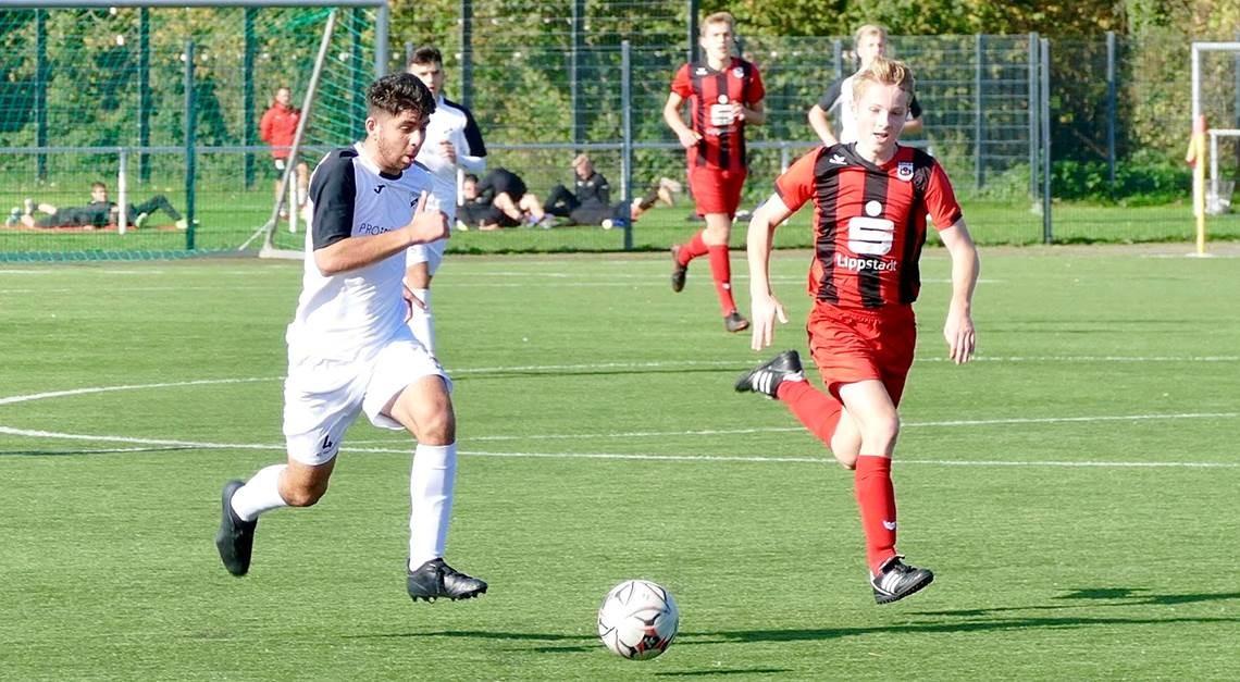 U17: Keine Tore beim SV Lippstadt