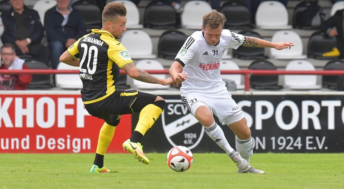 Alemannia Aachen zu Gast in der SPORTCLUB Arena