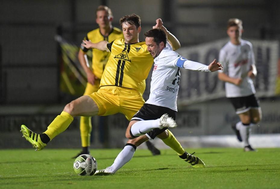 Packendes Remis gegen Aachen vor 1349 Zuschauern