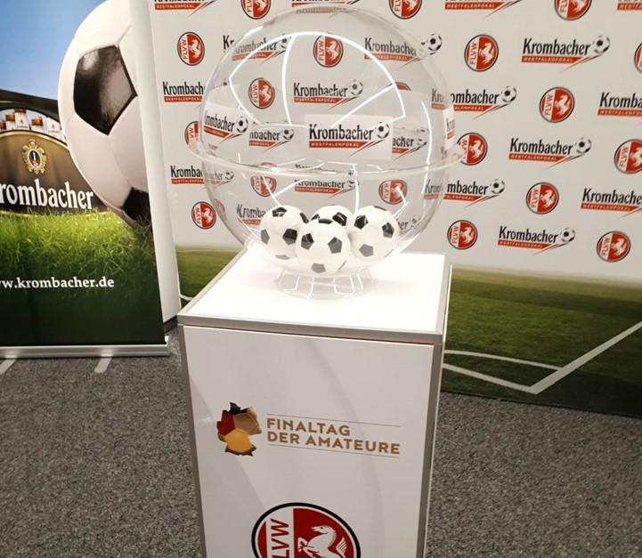 Pokal-Halbfinale daheim