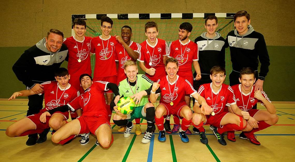 SPORTCLUB wird doppelter Futsal-Kreismeister (II)