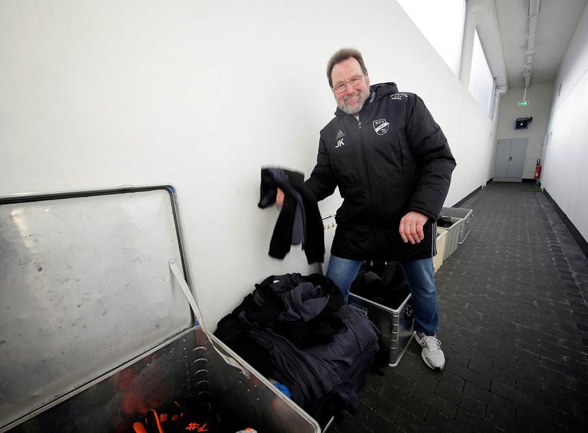 Im Blickpunkt: SCV-Zeugwart Johannes König