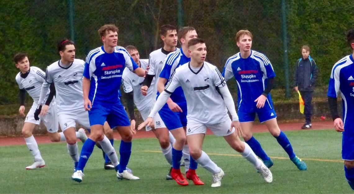 U18: Elf Tore auswärts
