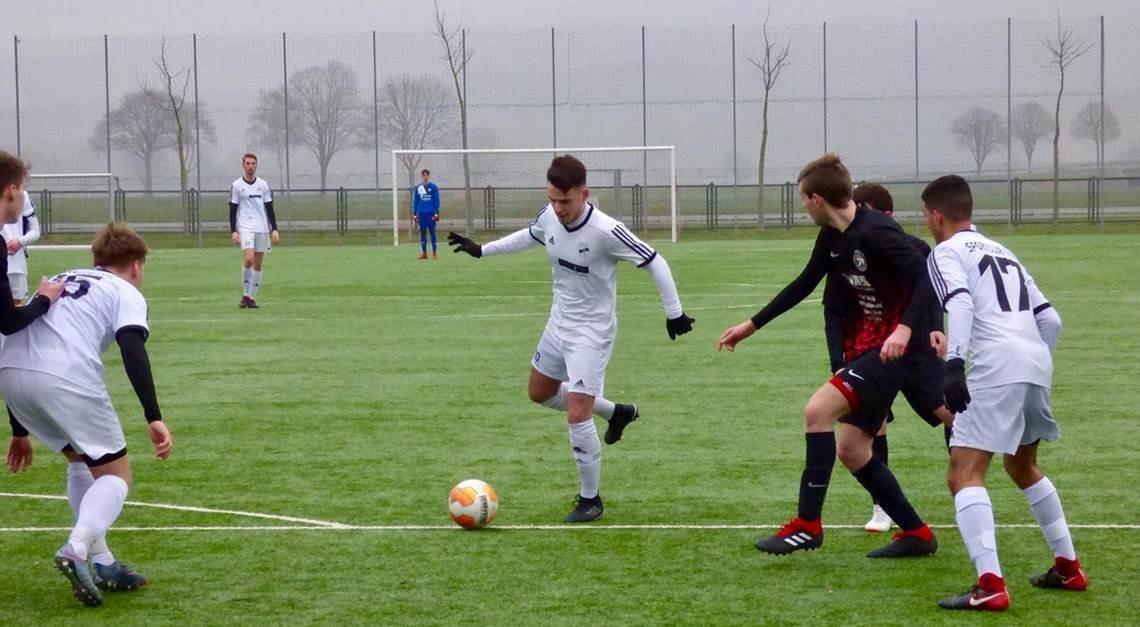U18: Ein 10:0 beim Tabellenletzten
