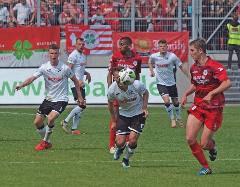3:3 in einem packenden Saisonfinale bei RWO
